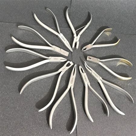 Picture for category ORTHODONTIC PLIERS AND OTHER  INSTRUMENTS